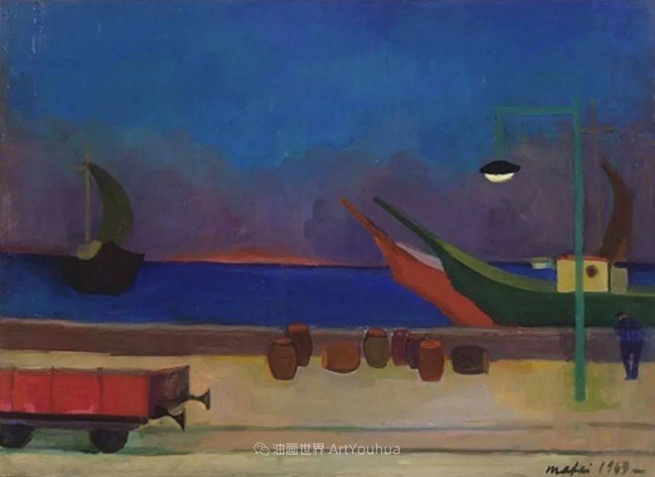 现代艺术运动,意大利画家马里奥·马菲插图102