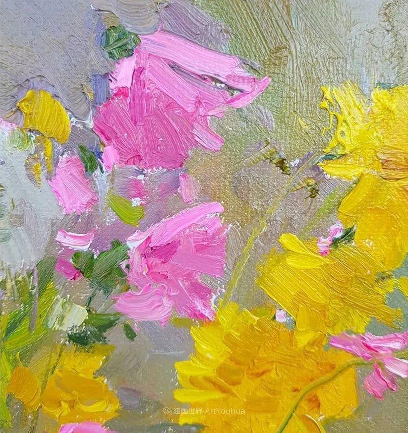 他的花儿如此生动和明亮,充满了光和微妙的东方哲学!插图7