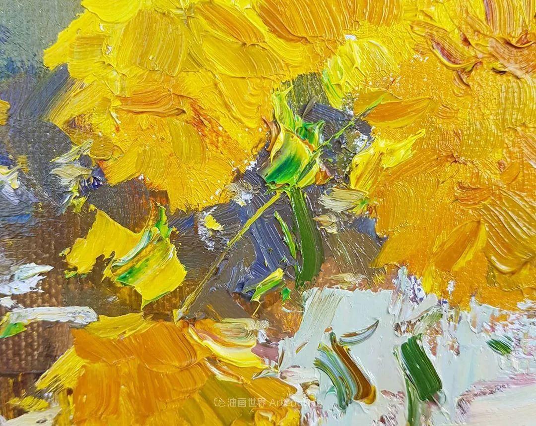 他的花儿如此生动和明亮,充满了光和微妙的东方哲学!插图9