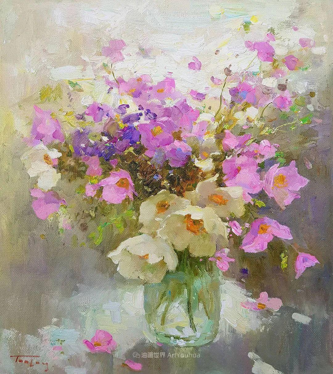 他的花儿如此生动和明亮,充满了光和微妙的东方哲学!插图13