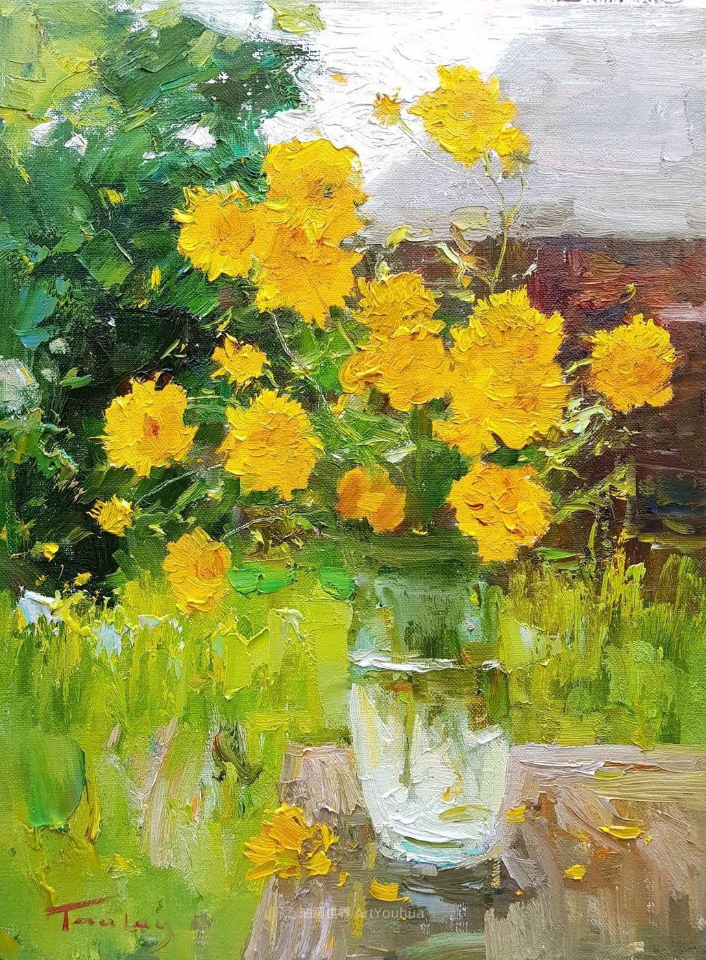 他的花儿如此生动和明亮,充满了光和微妙的东方哲学!插图15
