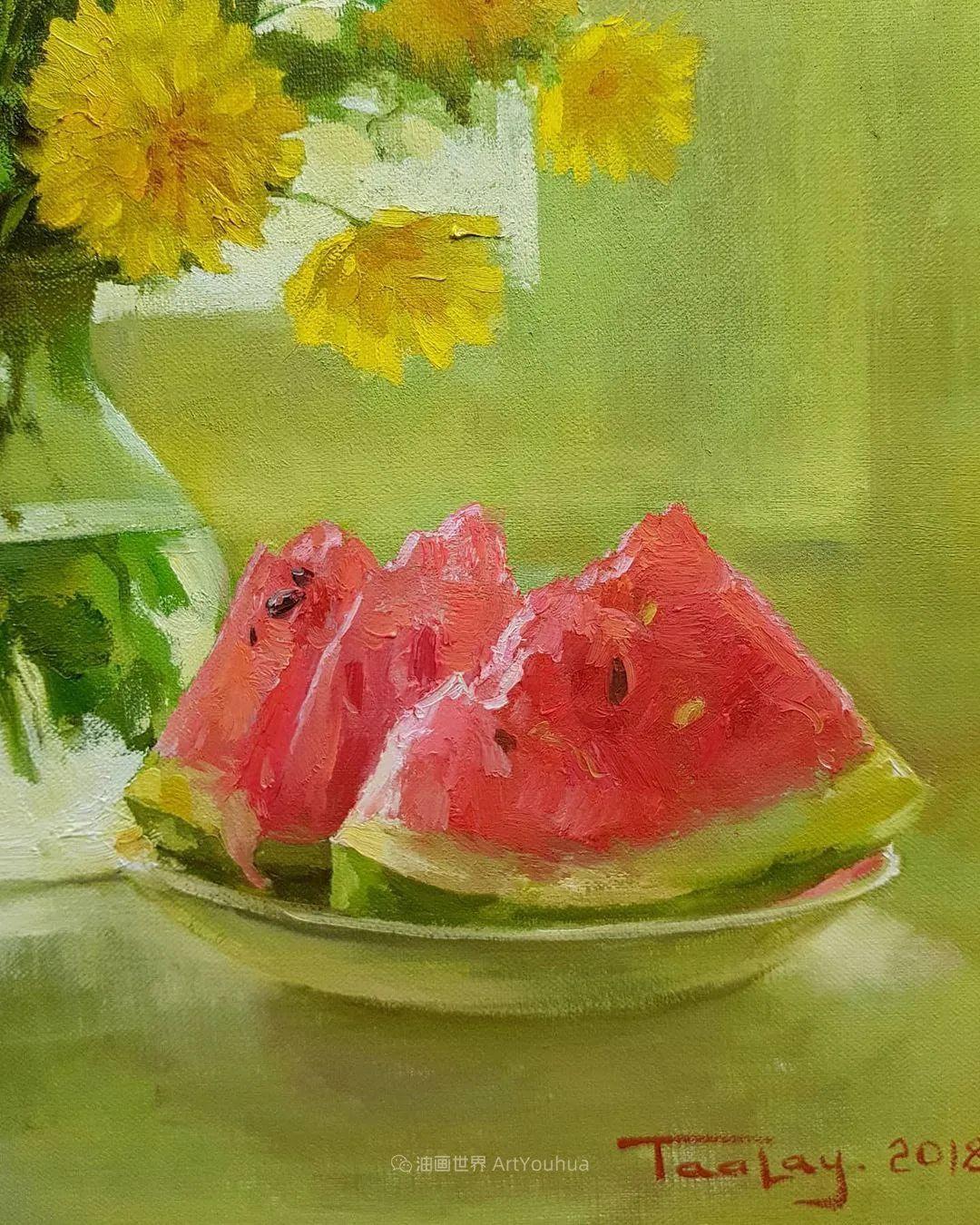 他的花儿如此生动和明亮,充满了光和微妙的东方哲学!插图19