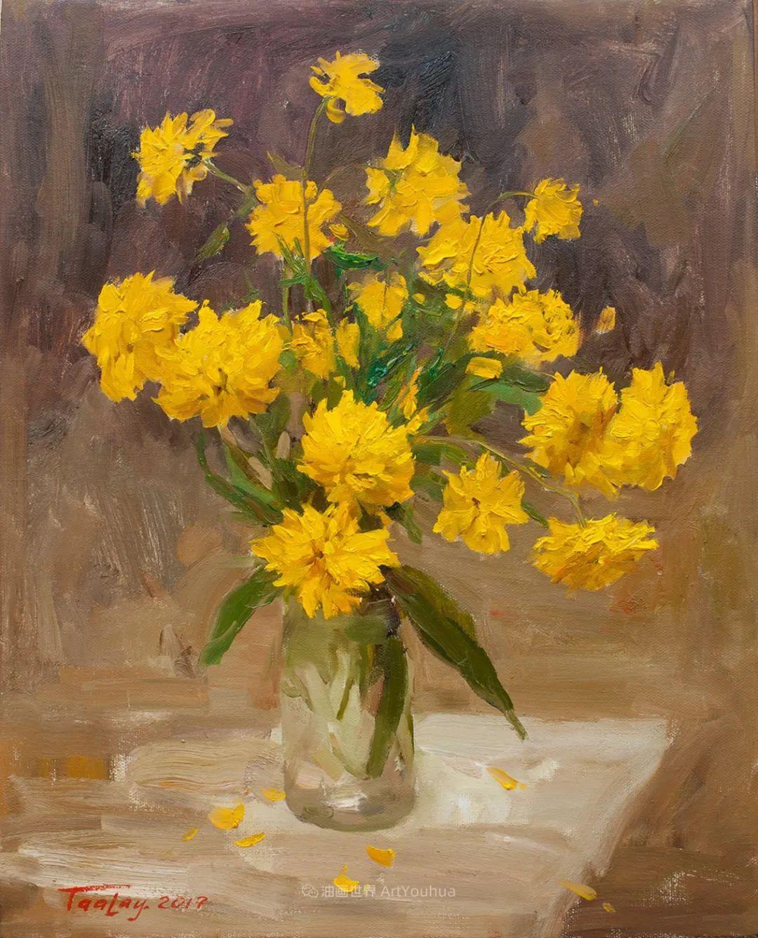 他的花儿如此生动和明亮,充满了光和微妙的东方哲学!插图21