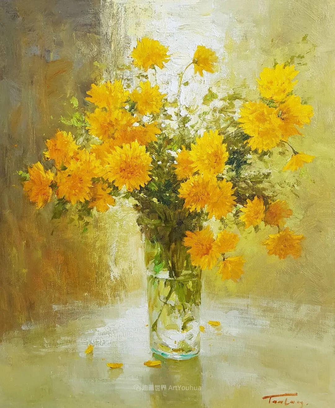 他的花儿如此生动和明亮,充满了光和微妙的东方哲学!插图23