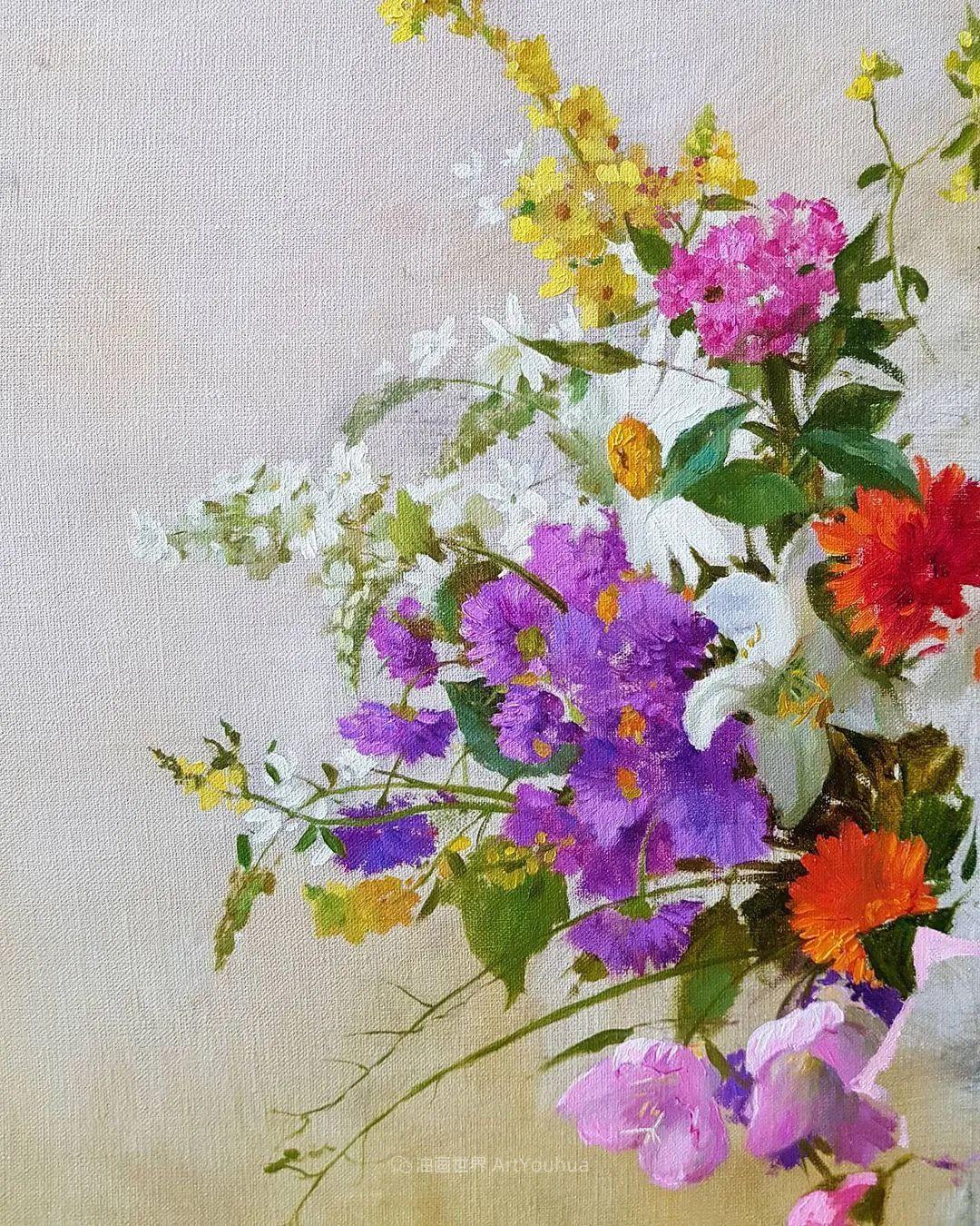 他的花儿如此生动和明亮,充满了光和微妙的东方哲学!插图27