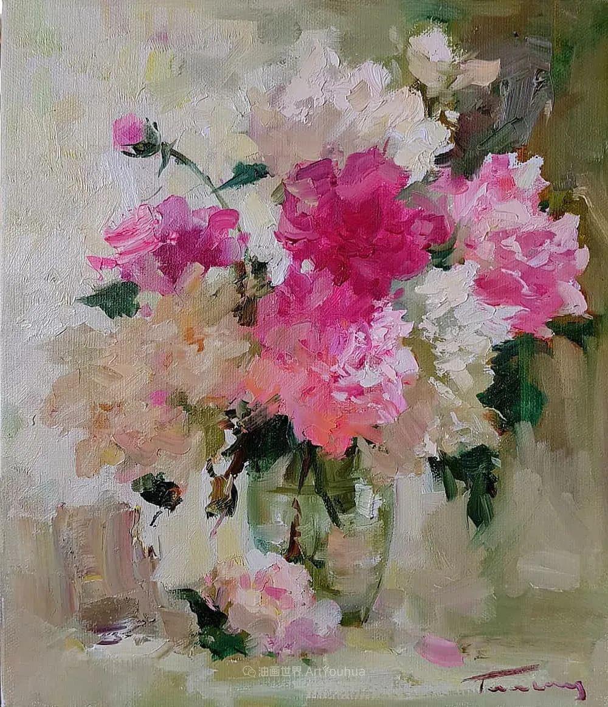 他的花儿如此生动和明亮,充满了光和微妙的东方哲学!插图29