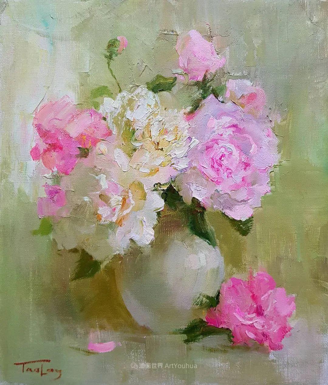 他的花儿如此生动和明亮,充满了光和微妙的东方哲学!插图31
