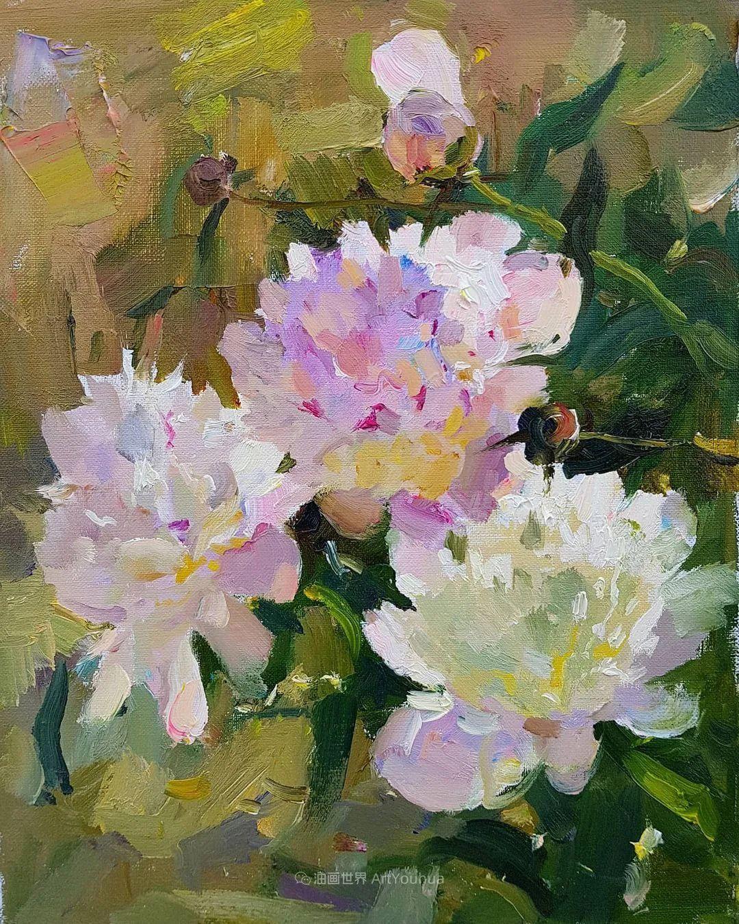 他的花儿如此生动和明亮,充满了光和微妙的东方哲学!插图33