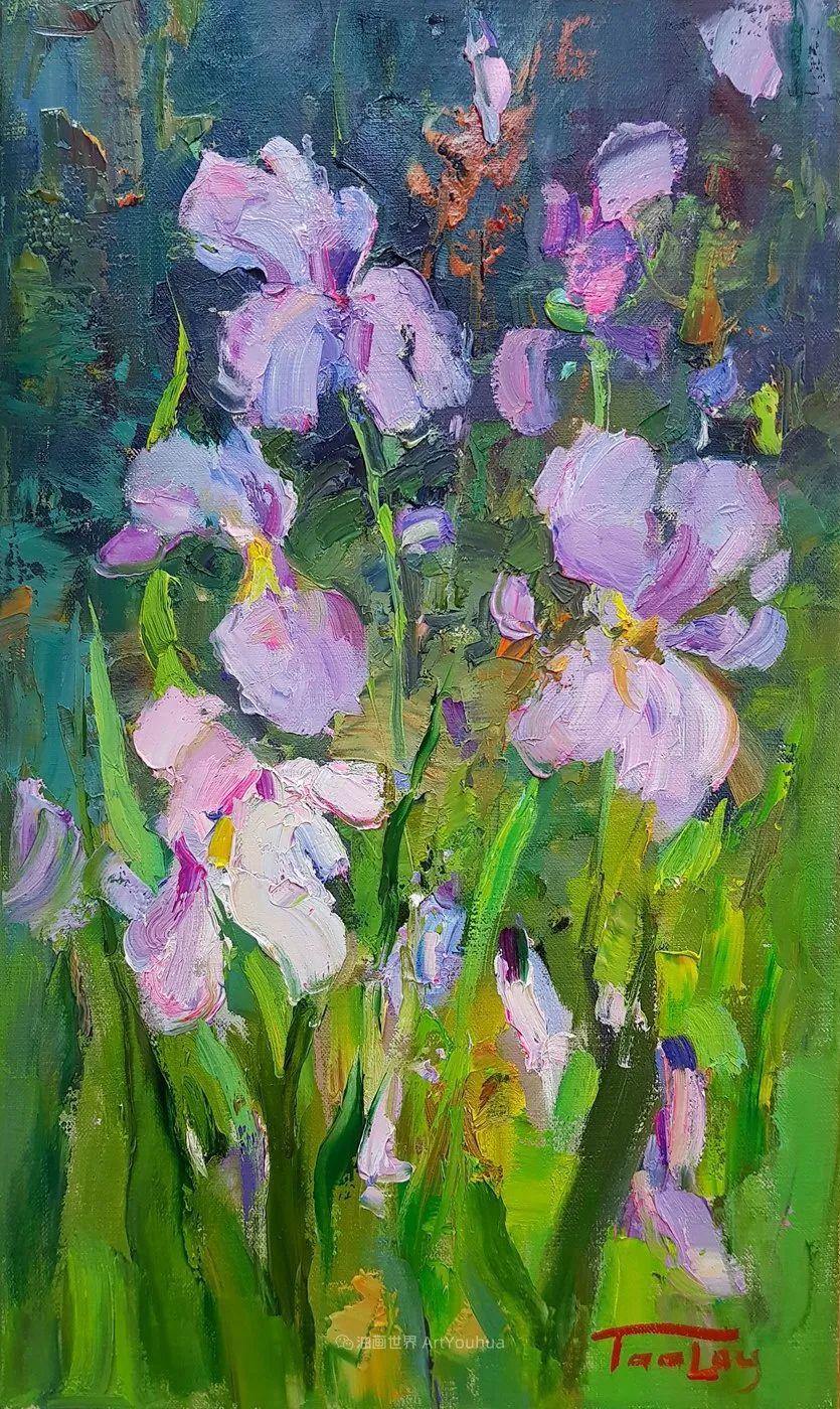 他的花儿如此生动和明亮,充满了光和微妙的东方哲学!插图35