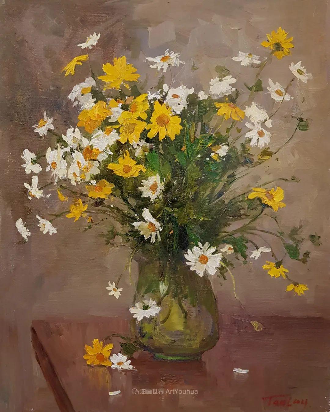 他的花儿如此生动和明亮,充满了光和微妙的东方哲学!插图37