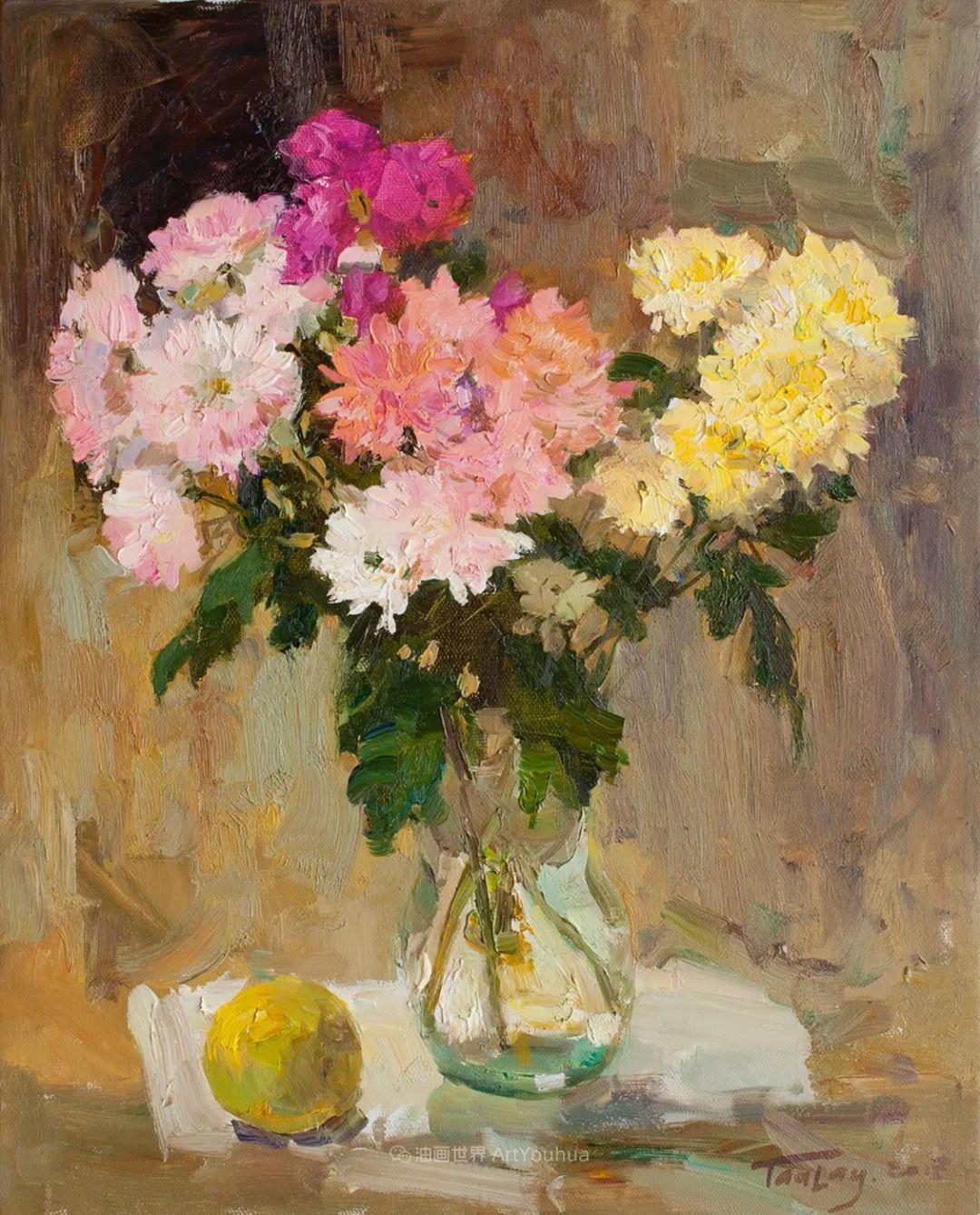 他的花儿如此生动和明亮,充满了光和微妙的东方哲学!插图39
