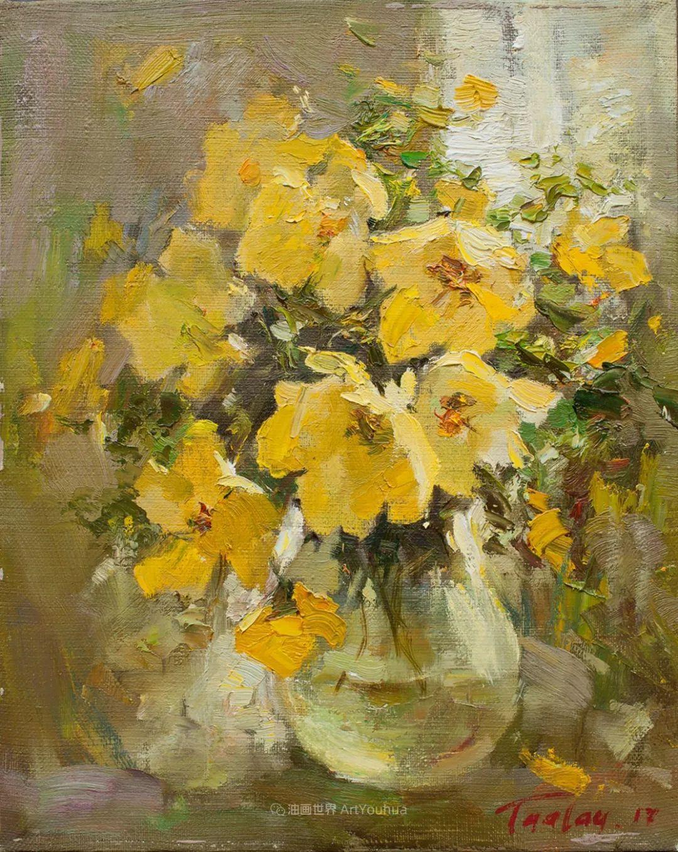 他的花儿如此生动和明亮,充满了光和微妙的东方哲学!插图41