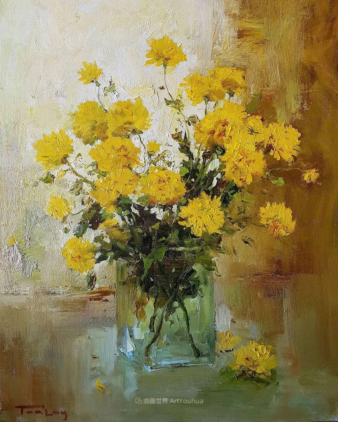 他的花儿如此生动和明亮,充满了光和微妙的东方哲学!插图43