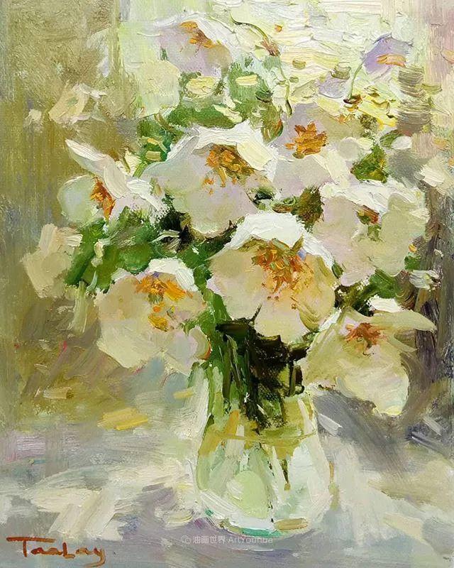 他的花儿如此生动和明亮,充满了光和微妙的东方哲学!插图45