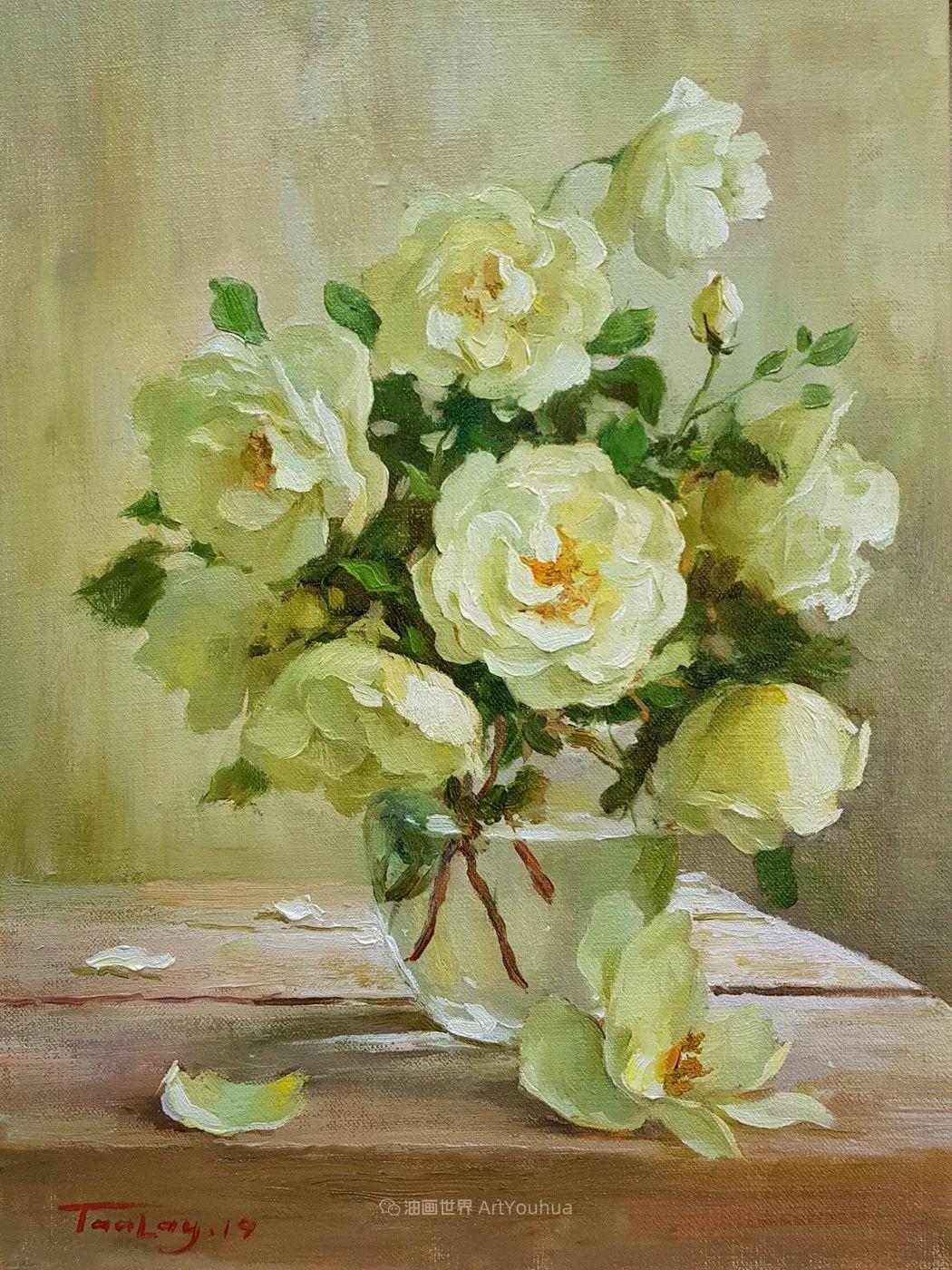 他的花儿如此生动和明亮,充满了光和微妙的东方哲学!插图49