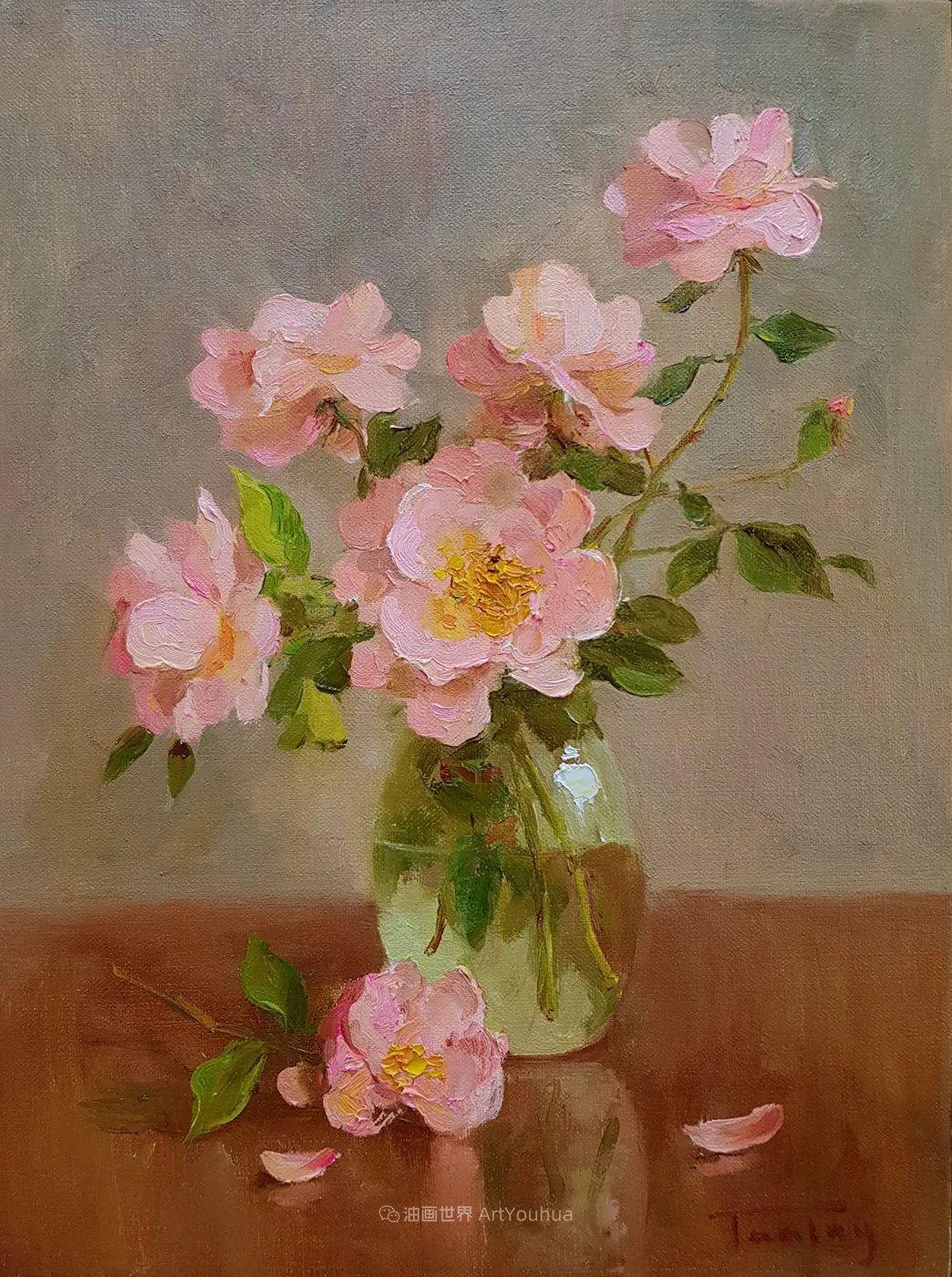 他的花儿如此生动和明亮,充满了光和微妙的东方哲学!插图51