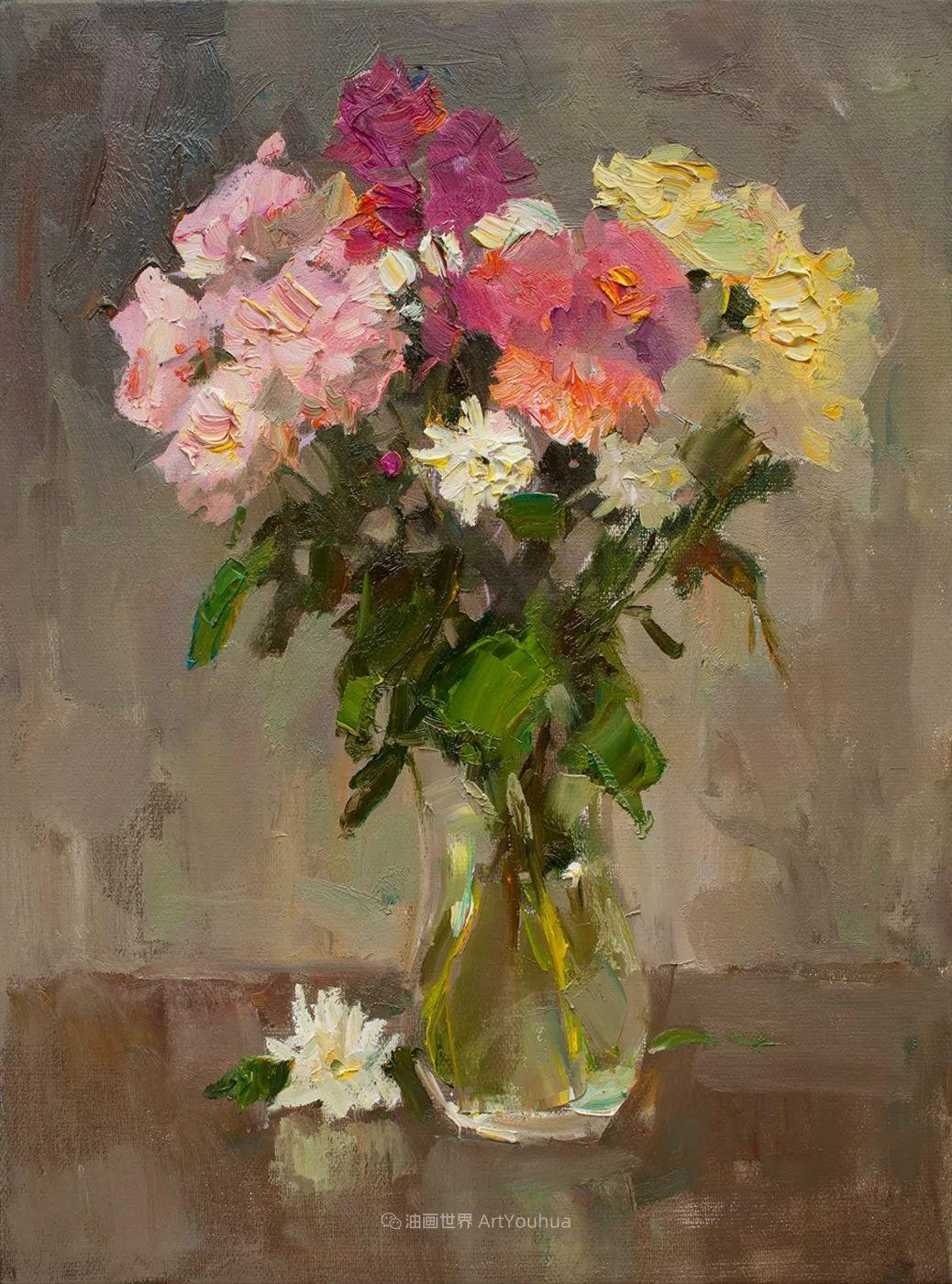 他的花儿如此生动和明亮,充满了光和微妙的东方哲学!插图53