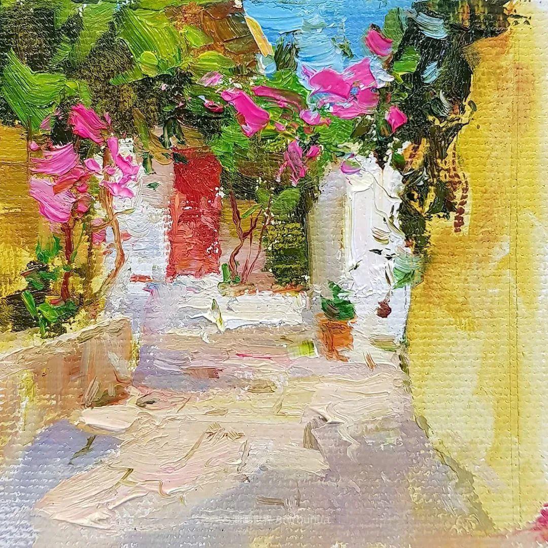 他的花儿如此生动和明亮,充满了光和微妙的东方哲学!插图69
