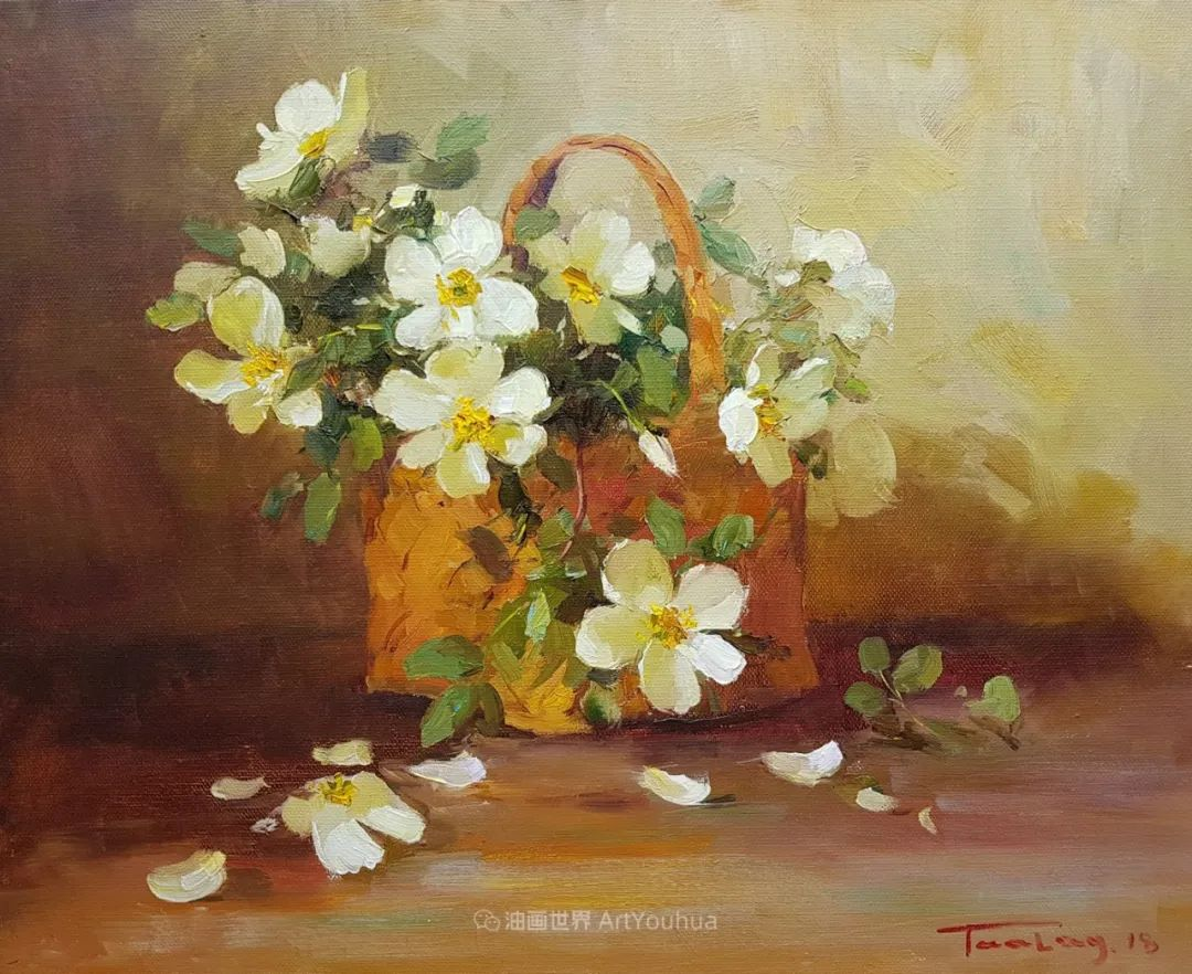 他的花儿如此生动和明亮,充满了光和微妙的东方哲学!插图71