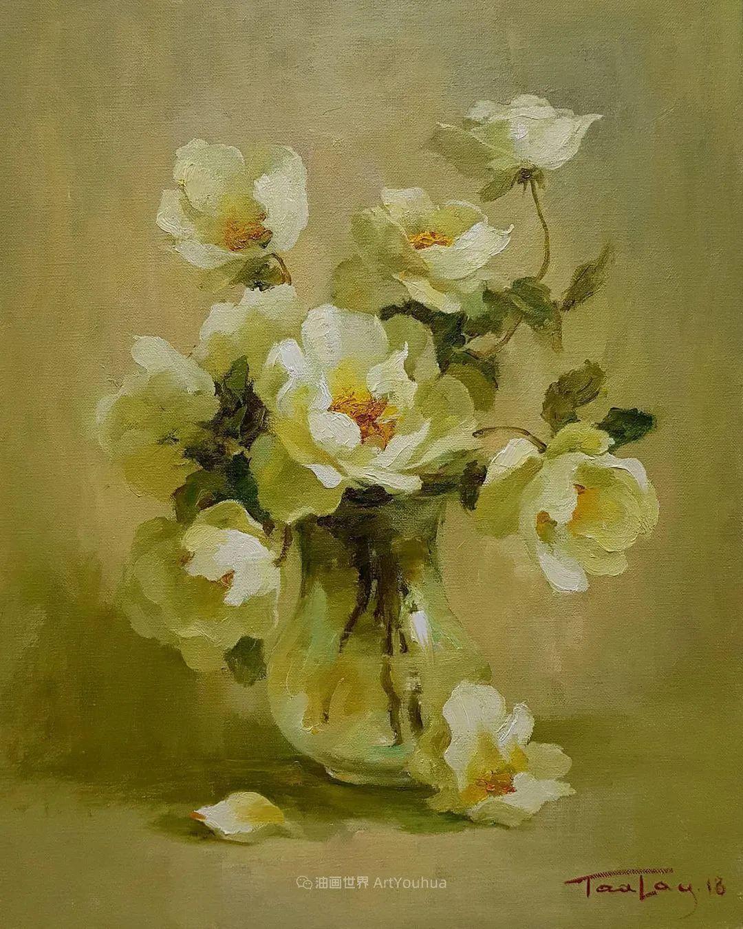 他的花儿如此生动和明亮,充满了光和微妙的东方哲学!插图73