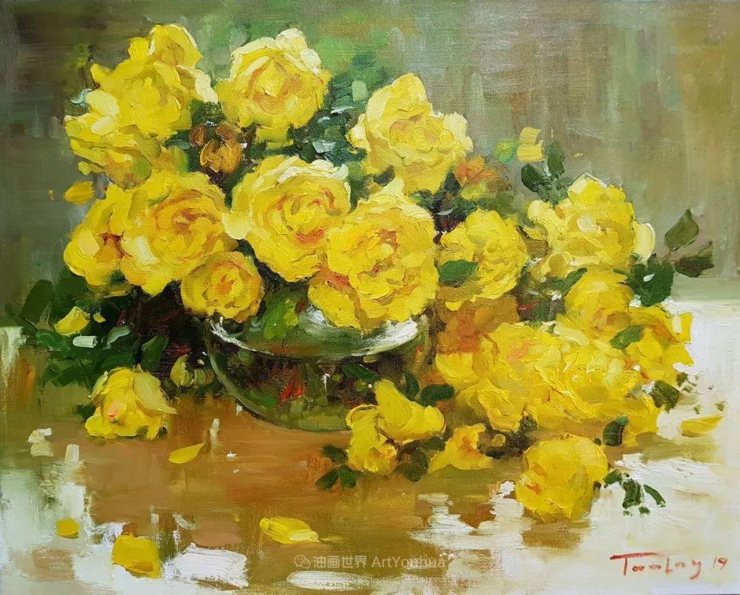 他的花儿如此生动和明亮,充满了光和微妙的东方哲学!插图75