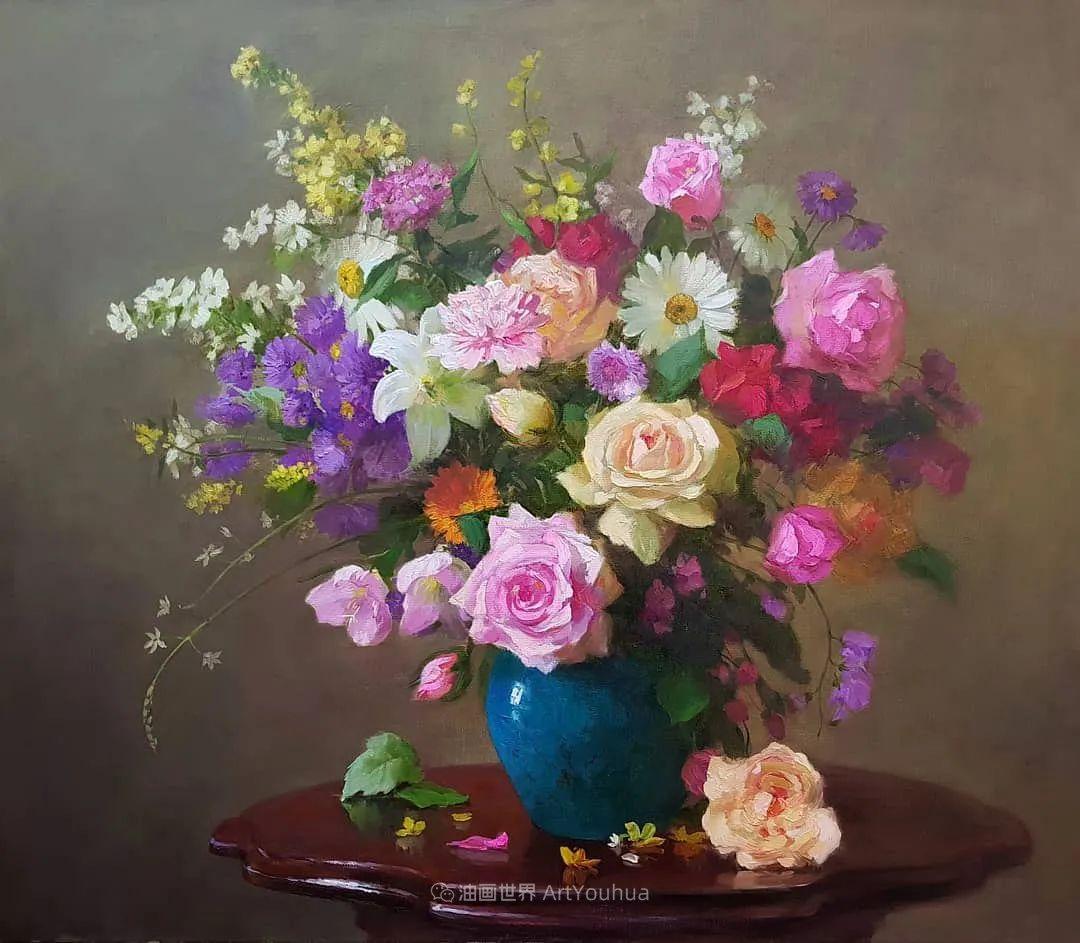 他的花儿如此生动和明亮,充满了光和微妙的东方哲学!插图77