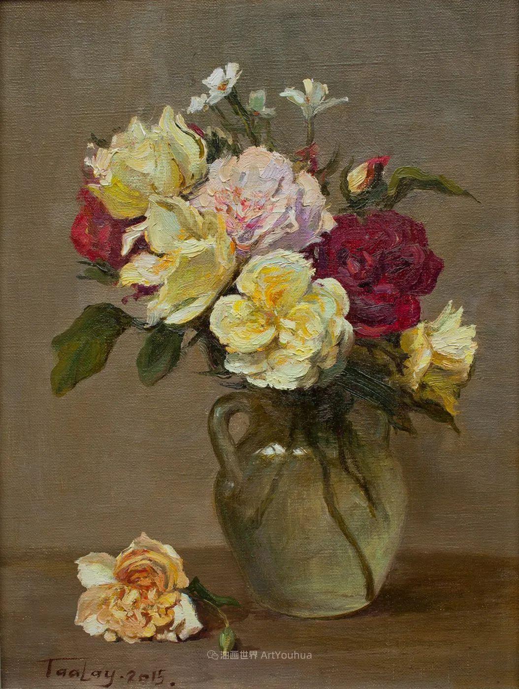 他的花儿如此生动和明亮,充满了光和微妙的东方哲学!插图81