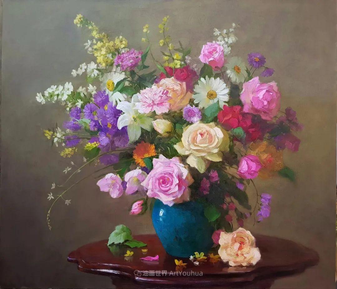 他的花儿如此生动和明亮,充满了光和微妙的东方哲学!插图85