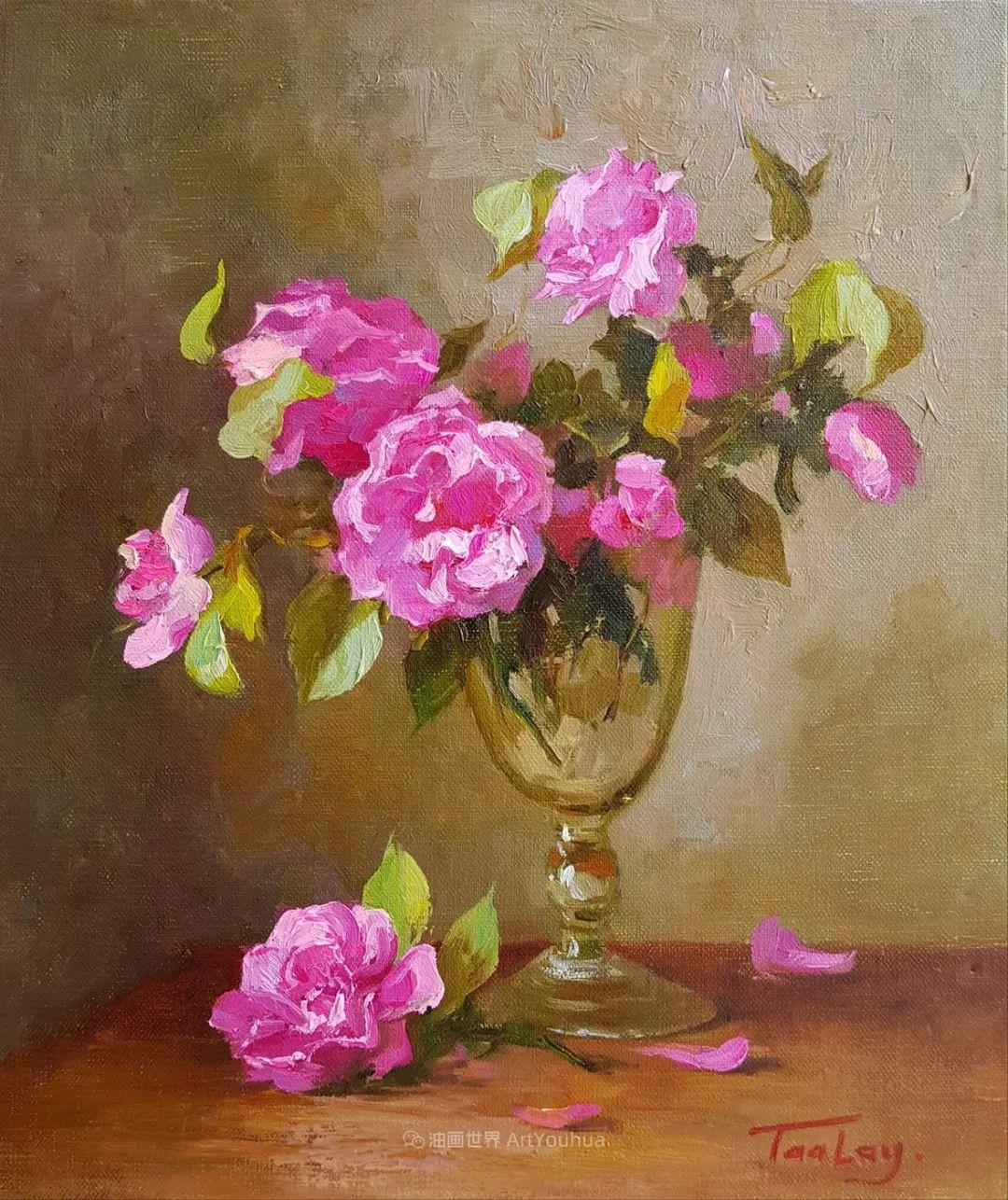 他的花儿如此生动和明亮,充满了光和微妙的东方哲学!插图87