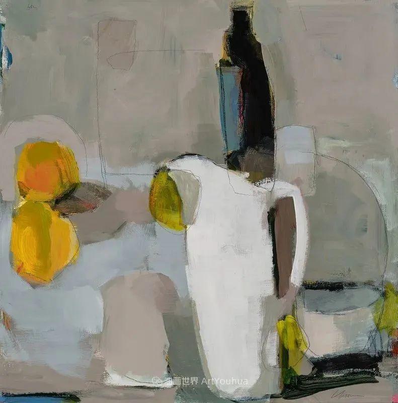 对色彩,形状和空间的生动探索,美国女画家丽莎·诺妮丝插图9