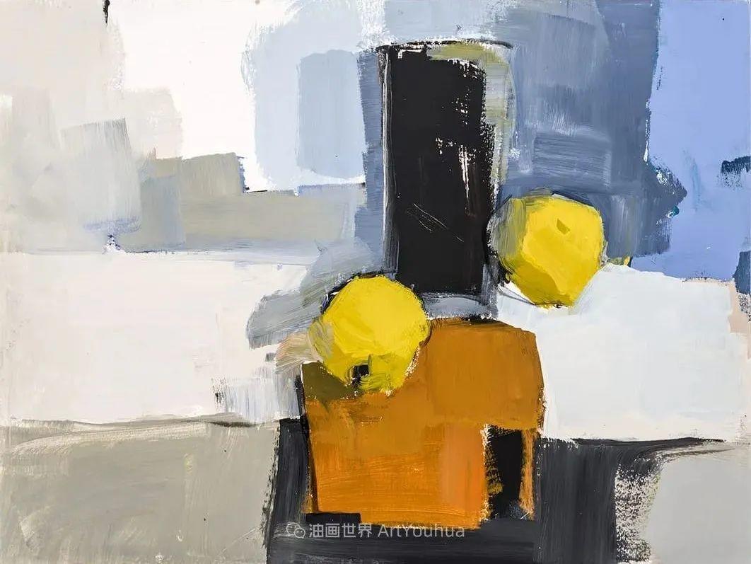 对色彩,形状和空间的生动探索,美国女画家丽莎·诺妮丝插图13
