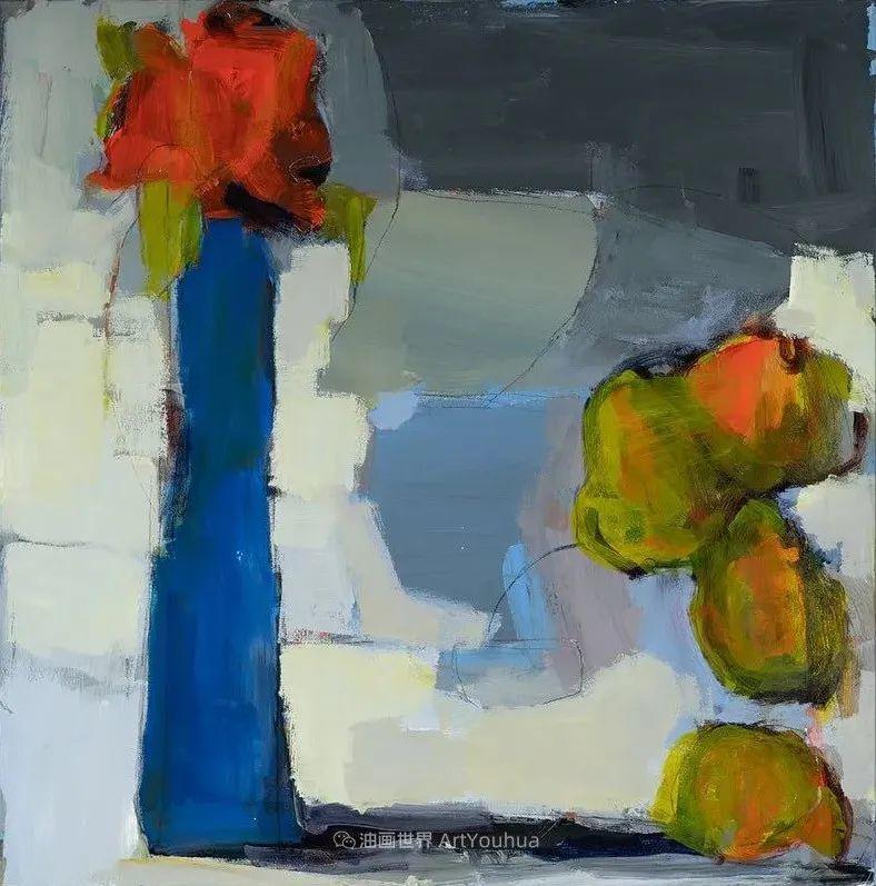 对色彩,形状和空间的生动探索,美国女画家丽莎·诺妮丝插图21