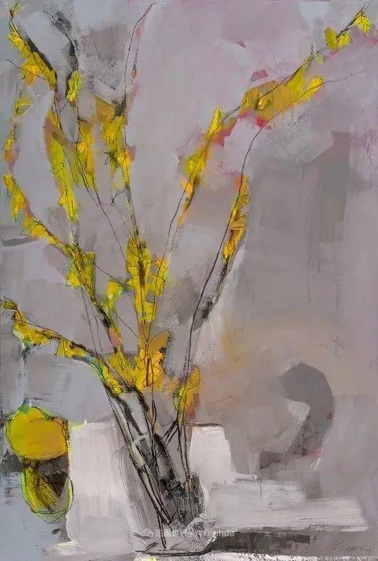 对色彩,形状和空间的生动探索,美国女画家丽莎·诺妮丝插图23