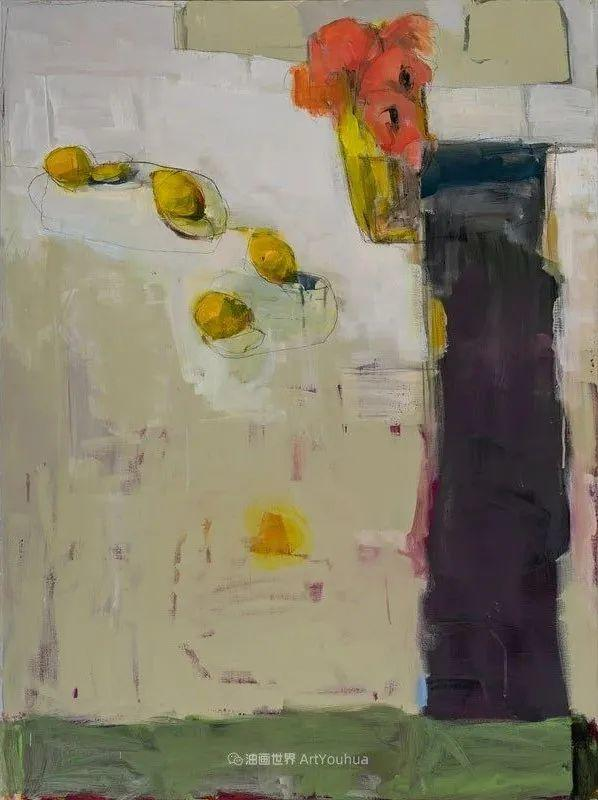 对色彩,形状和空间的生动探索,美国女画家丽莎·诺妮丝插图25