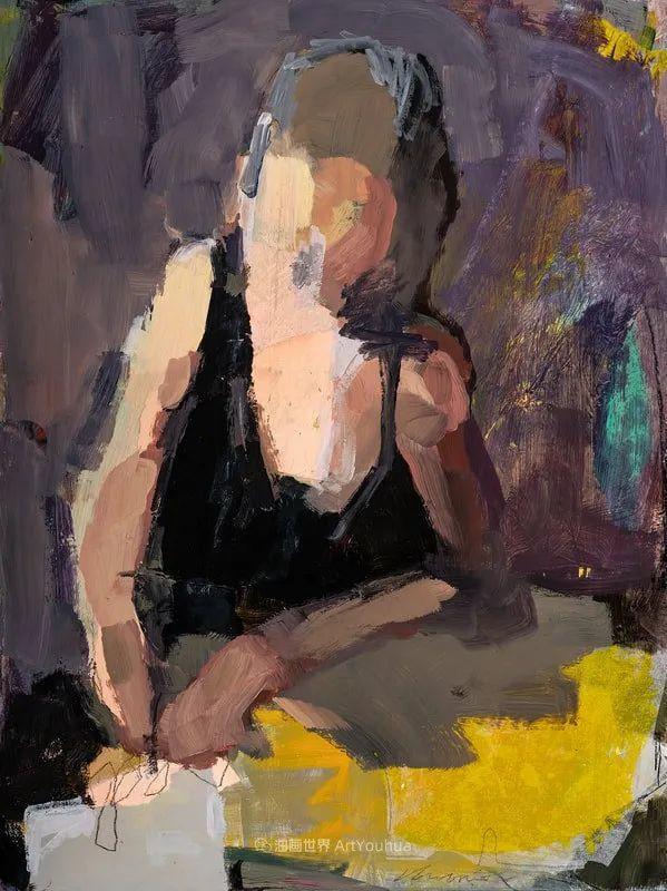 对色彩,形状和空间的生动探索,美国女画家丽莎·诺妮丝插图35