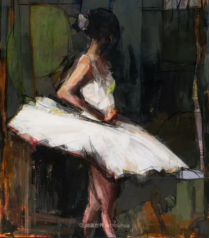 对色彩,形状和空间的生动探索,美国女画家丽莎·诺妮丝插图39