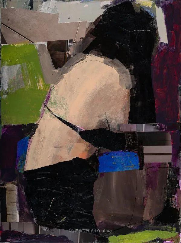 对色彩,形状和空间的生动探索,美国女画家丽莎·诺妮丝插图47