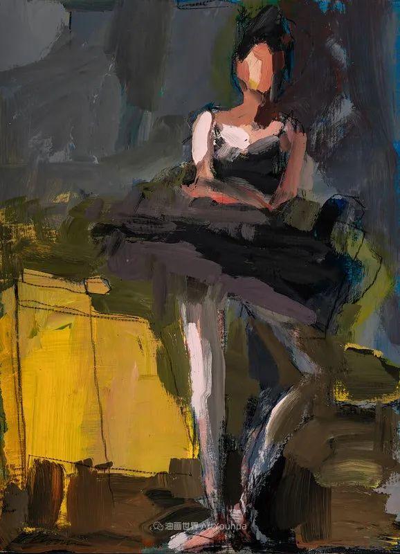 对色彩,形状和空间的生动探索,美国女画家丽莎·诺妮丝插图58