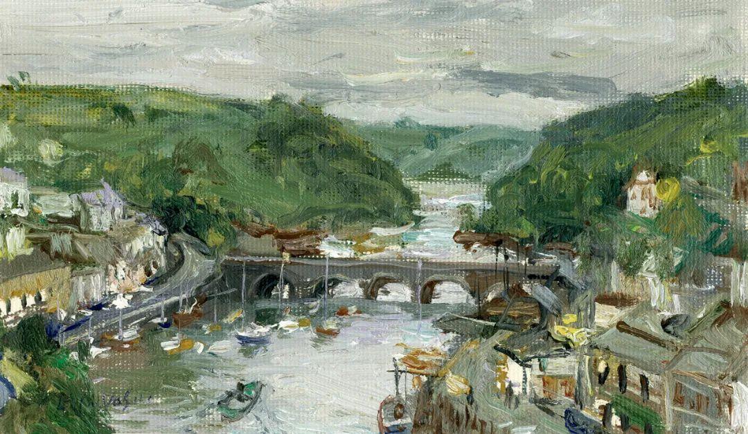 新展预告   澳洲画家杨鸣山写生风景油画展插图13