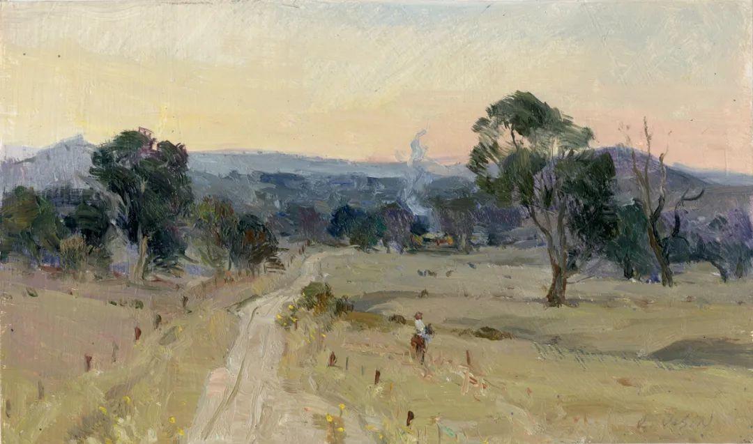 新展预告   澳洲画家杨鸣山写生风景油画展插图25