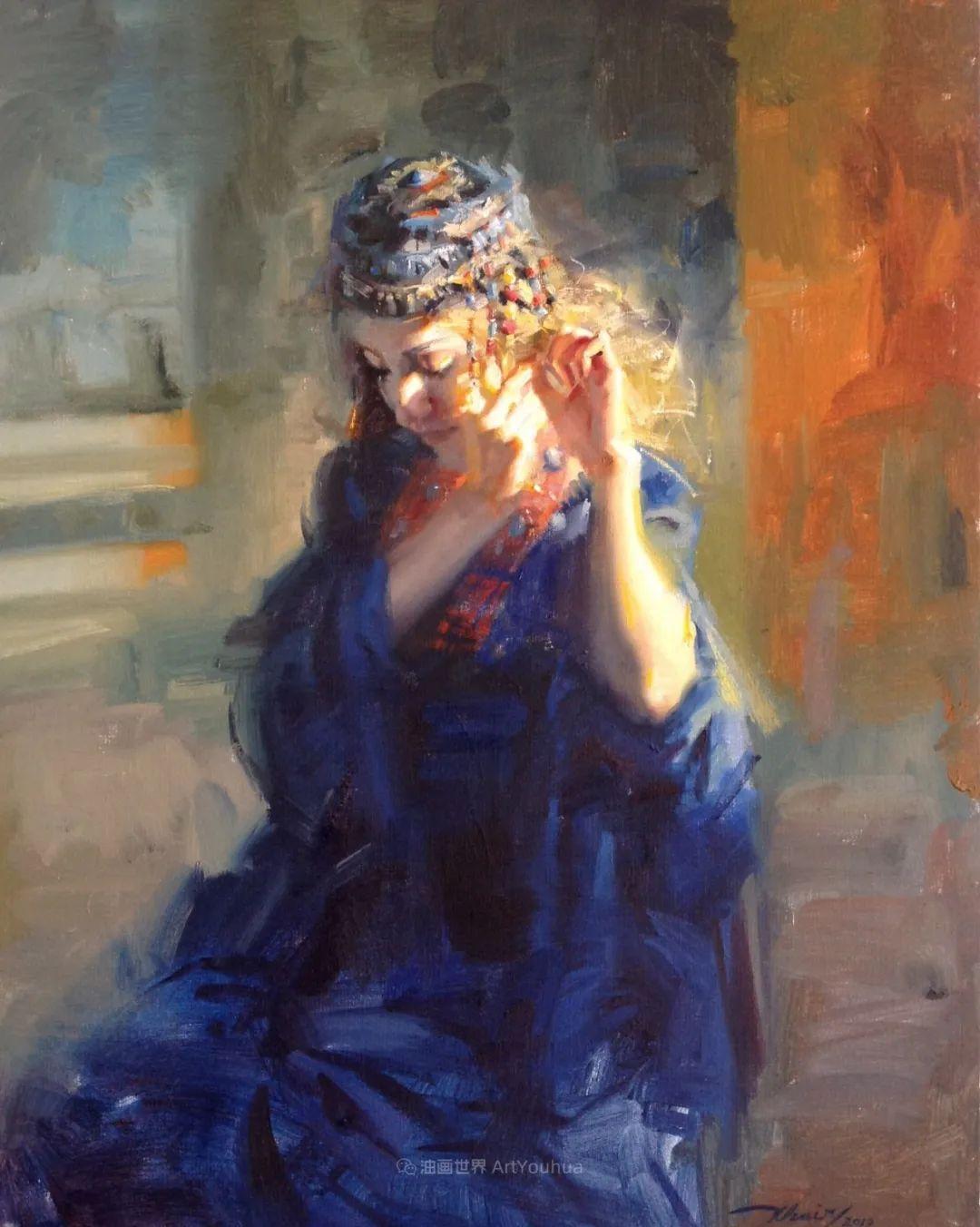 穿着传统服装的库尔德女人,美得别有一番风味!插图9