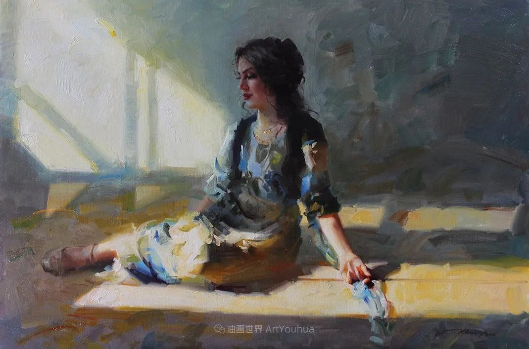 穿着传统服装的库尔德女人,美得别有一番风味!插图19