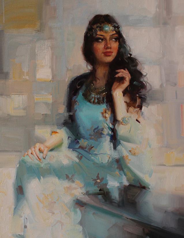 穿着传统服装的库尔德女人,美得别有一番风味!插图31
