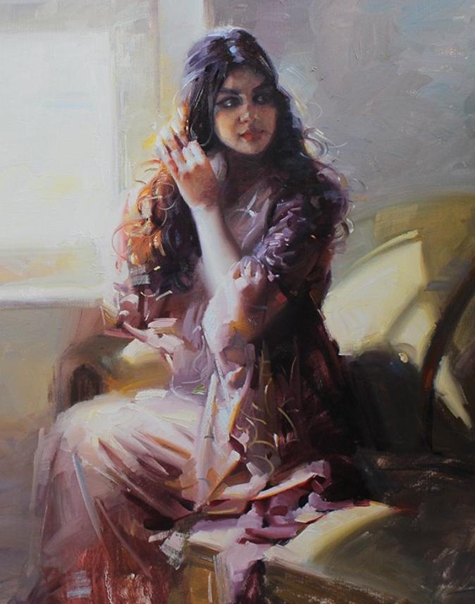 穿着传统服装的库尔德女人,美得别有一番风味!插图43