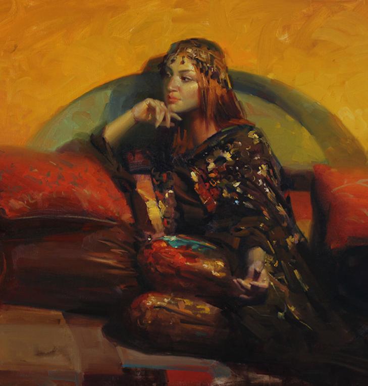 穿着传统服装的库尔德女人,美得别有一番风味!插图67