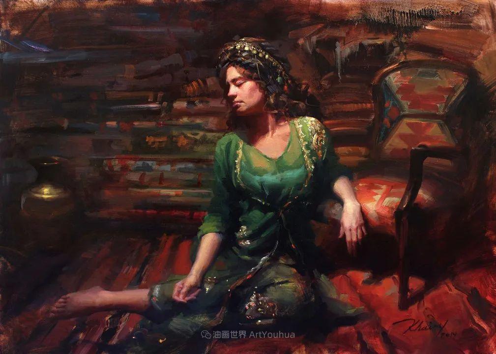 穿着传统服装的库尔德女人,美得别有一番风味!插图81