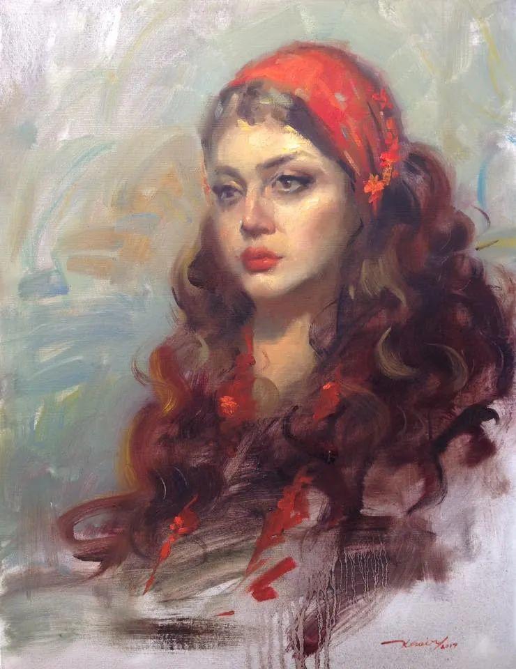 穿着传统服装的库尔德女人,美得别有一番风味!插图99