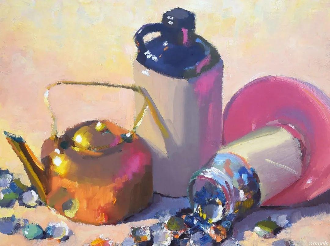 美国印象派画家安东·诺威尔斯插图5