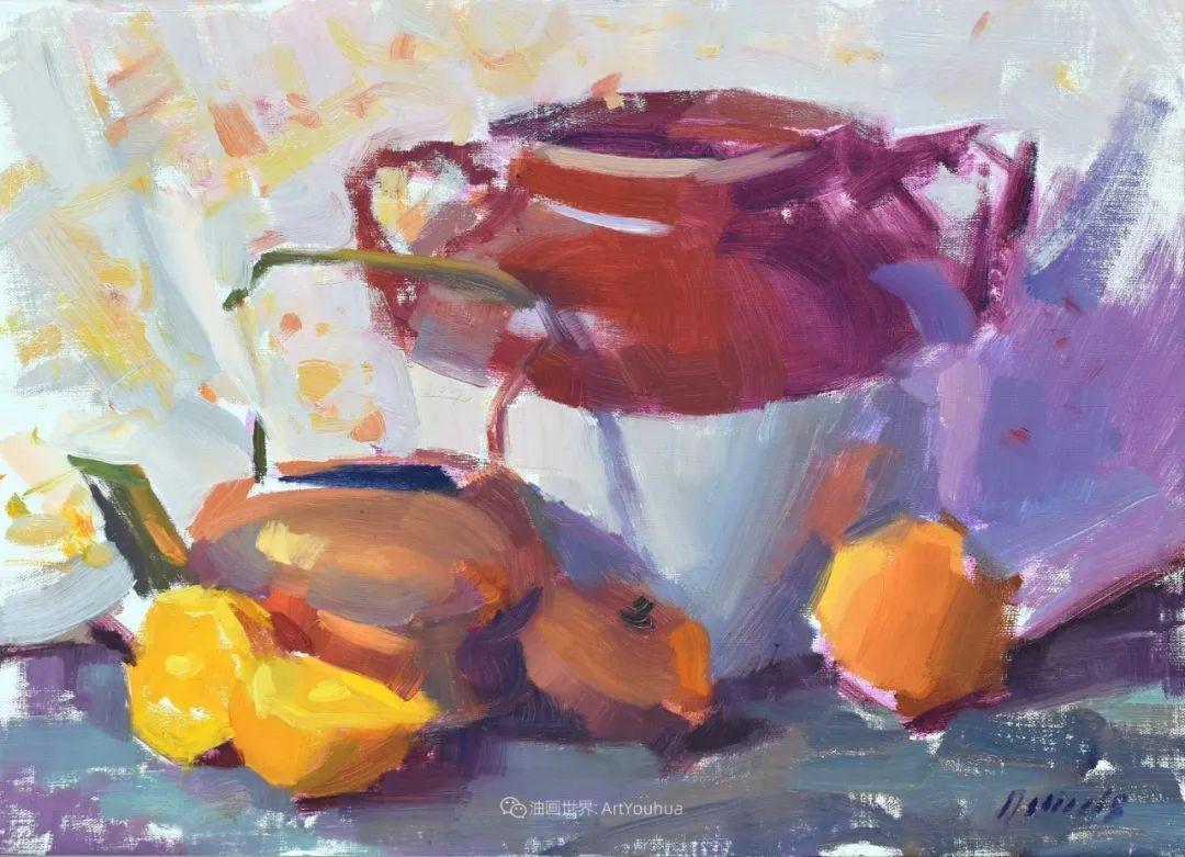 美国印象派画家安东·诺威尔斯插图17