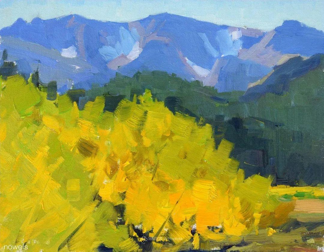 美国印象派画家安东·诺威尔斯插图21